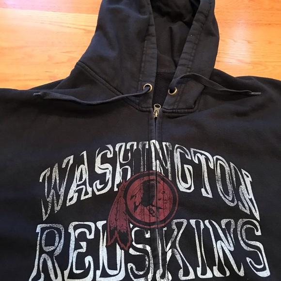 a6d5787d4 NFL Washington Redskins Hooded Jacket. XL. M 5c44838f45c8b376db56b6b6